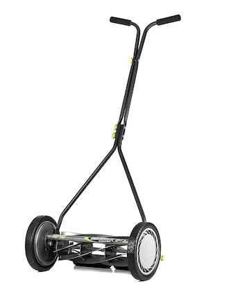 Earthwise 7-Blade Push Reel Lawn Mower