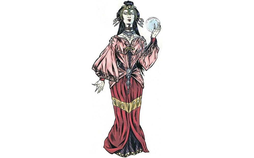 Roganda Ismaren rey grandmother