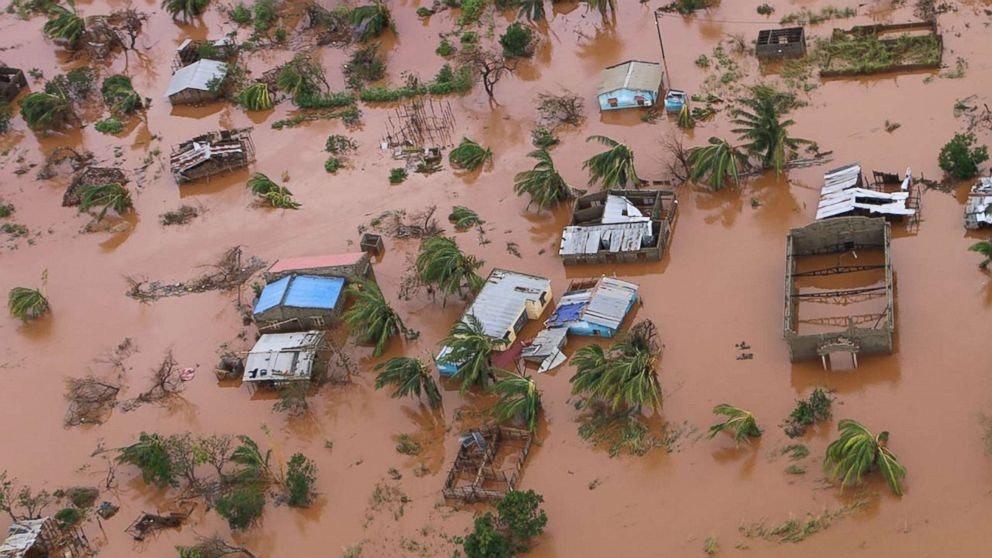Moazmbique Flood