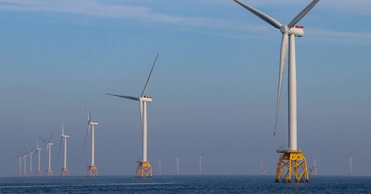 The Beatrice, World's Deepest Wind Farm, Turns on the Coast of Scotland