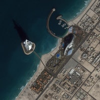 With the Burj Dubai Threatened, Dubai Hunts for a New Superlative