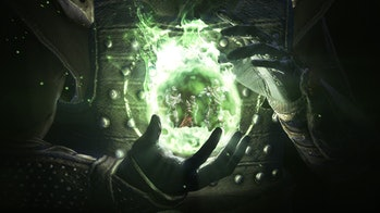 """""""The Darkness"""" was talked about constantly in """"Destiny,' but the concept is fading in 'Destiny 2.'"""