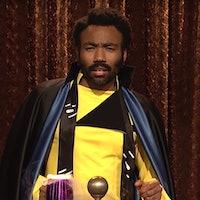 Donald Glover Slams 'Star Wars' on SNL for Lack of Representation