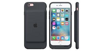 iPhone 6s funda Smart Battery Case – Lanzamiento de Apple
