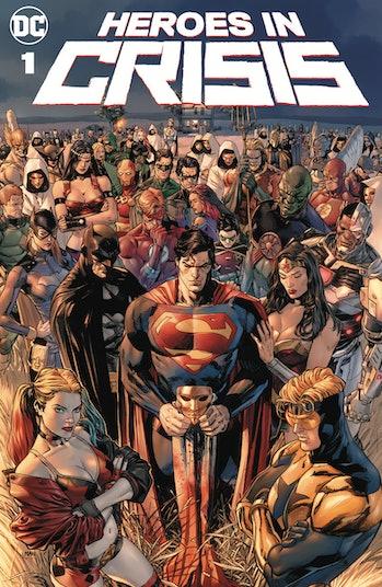 Heroes in Crisis DC Comics