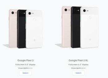 google pixel 3 discounts