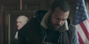 O-T Fagbenle as Luke in 'The Handmaid's Tale'