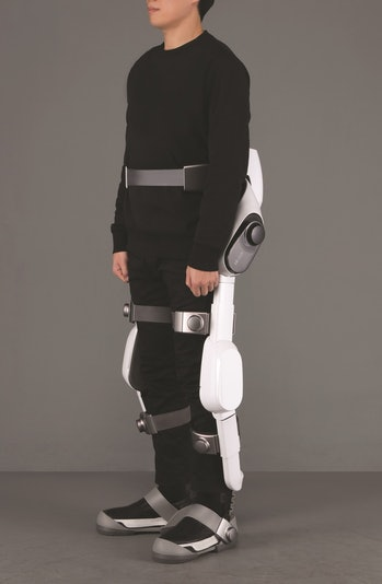 Front LG SuitBot