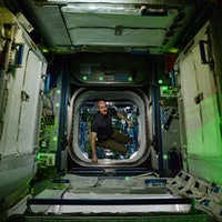 Groundbreaking Cancer Research is Currently Onboard the ISS