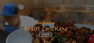robot chicken name
