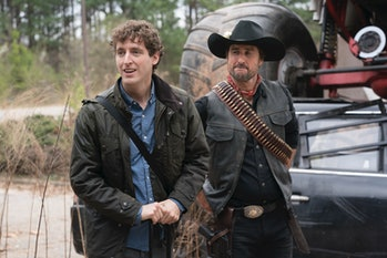 zombieland double tap thomas middleditch and luke wilson