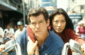 Tomorrow Never Dies Michelle Yeoh