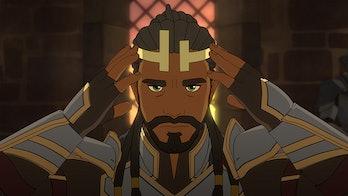 dragon prince season 2 spoilers theories harrow dead alive