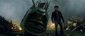 They're very different from the giant Sentinels we've seen Wolverine rip apart in most X-Men shows a...