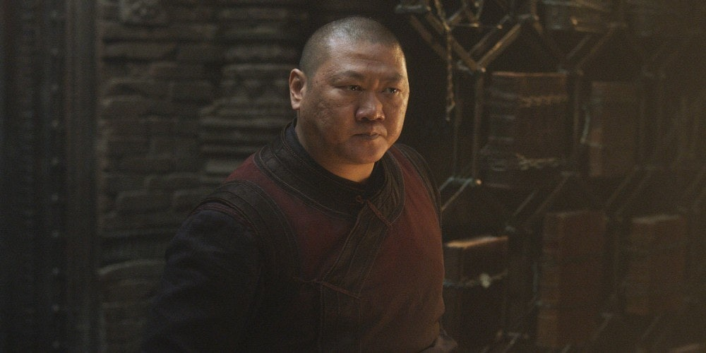 Benedict Wong as Wong in Marvel's Doctor Strange