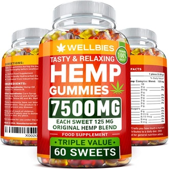 Wellbies Hemp Gummies