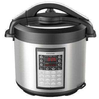 Cosori 8-Quart 8-in-1 Electric Pressure Cooker