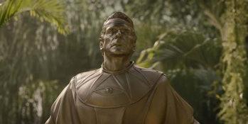 watchmen veidt statue