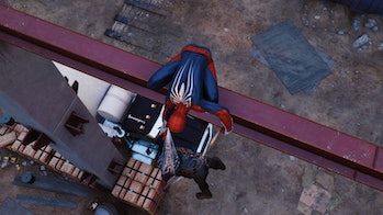 'Spider-Man' PS4 Web Takedowns
