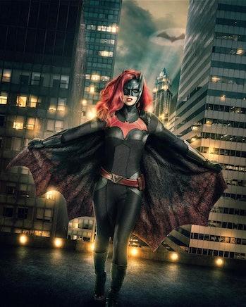 Ruby Rose Batwoman Arrowverse
