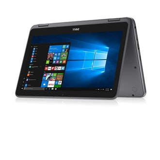 2018 Dell Inspiron 11.6 3000 2-in-1 HD Convertible Touchscreen Business Laptop/Tablet