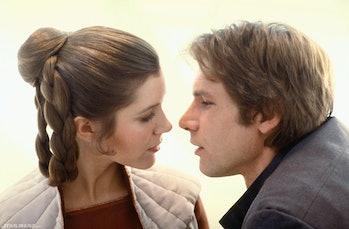Star Wars Han Leia