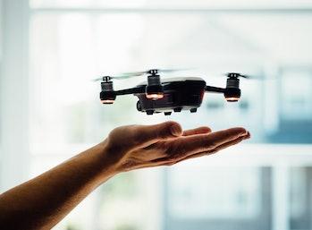 Drones: farmers of the future?