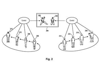 shared controller PS5 patent dualshock