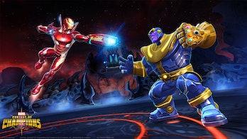 'Marvel: Contest of Champions' Iron Man Thanos Infinity War
