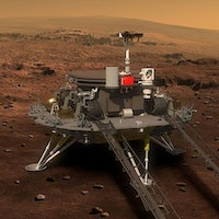 China Targets Mars Probe Launch for Summer 2020