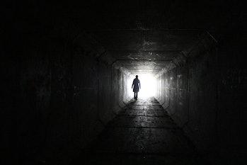 near-death hallucinations