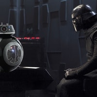 New Star Wars Droid BB-9E is the Perfect Emo Foil for BB-8