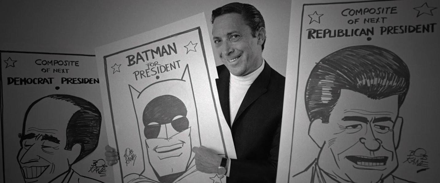 Batman Bob Kane