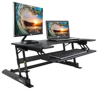 Vivo Height Adjustable Standing Desk