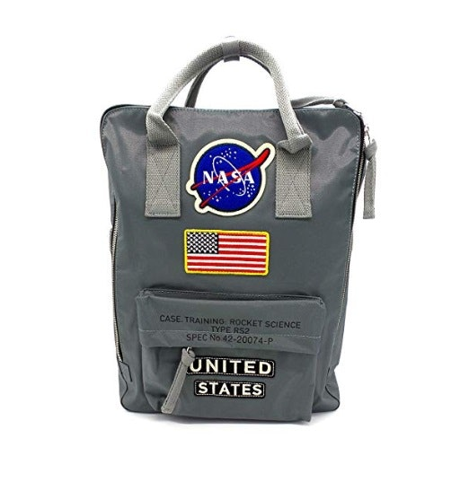 Red Canoe - NASA Backpack