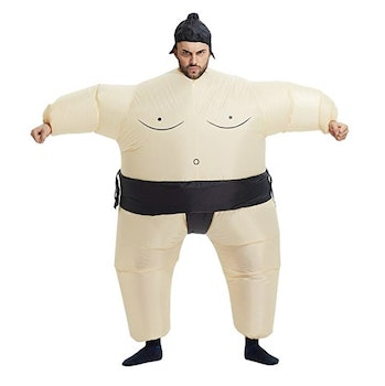 Inflatable Adults Sumo Wrestler Wrestling Suits