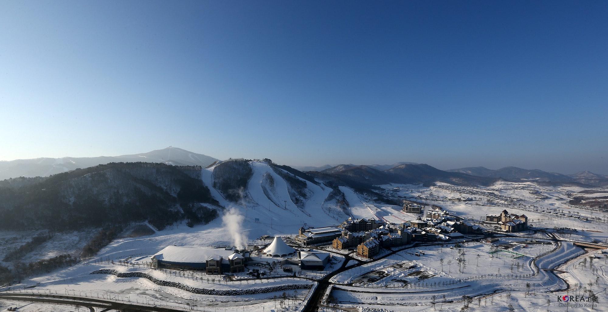 Pyeongchang, South Korea