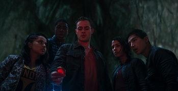 Power Rangers Movie Zack