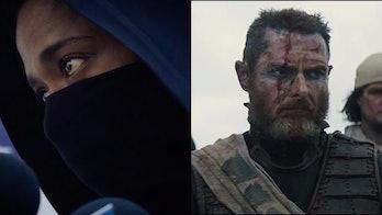 Lakeith Stanfield as L in Netflix's 'Death Note' (2017) andSean Harris as Macduff in 'Macbeth' (201...