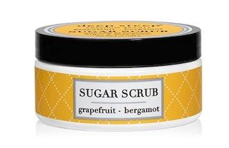 Deep Steep Sugar Scrub, Grapefruit Bergamot
