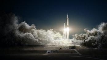 Falcon Heavy and Dragon