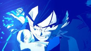 Goku Uses His Ultimate Technique Kamehameha