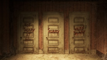 it pennywise doors
