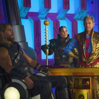 Grandmaster From 'Thor: Ragnarok' Might Co-Star With the Collector