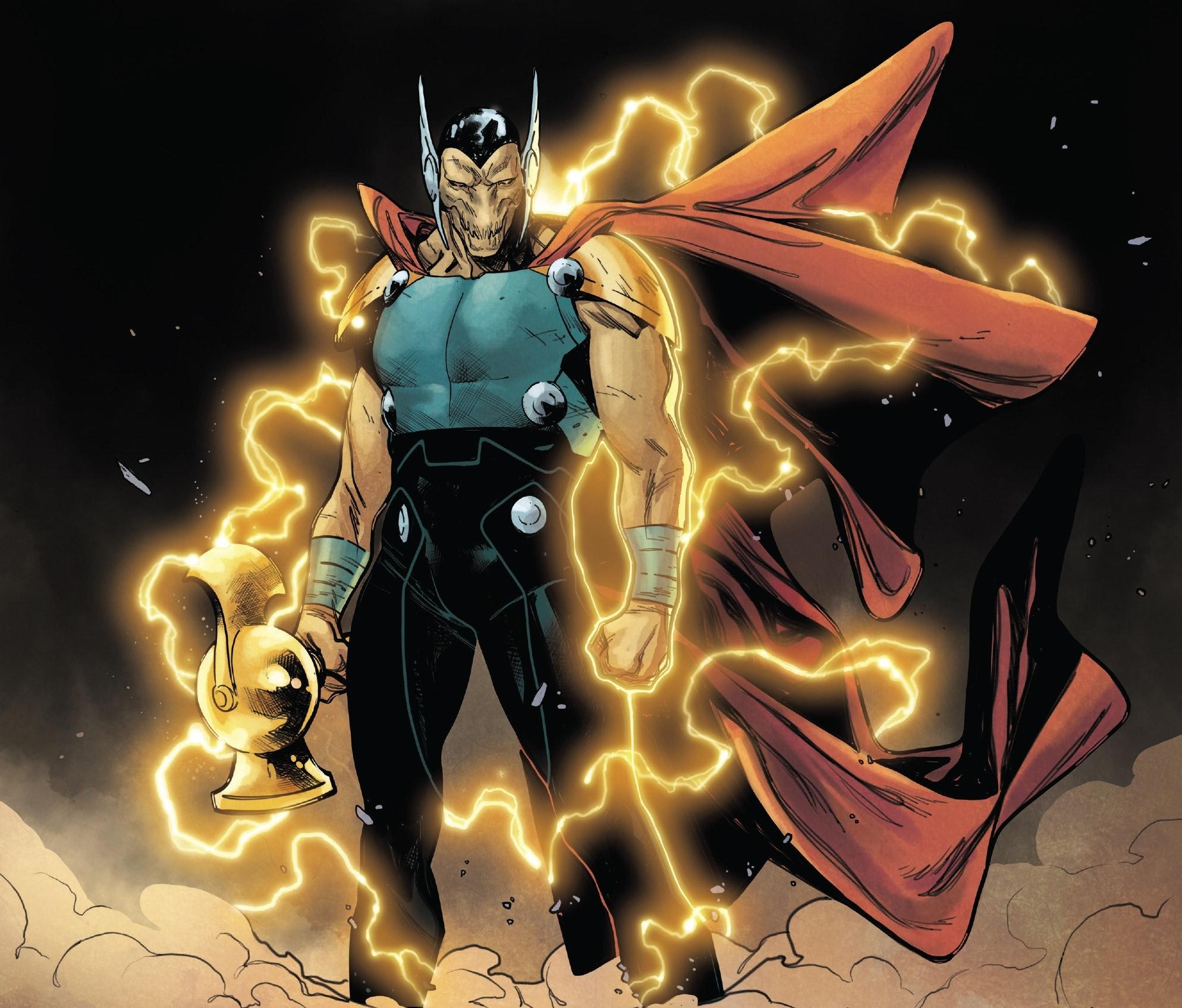 beta ray bill marvel comics