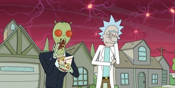 Rick and Morty Szechuan Sauce