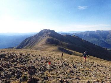 trail running colorado
