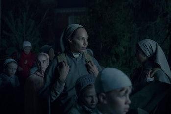 Amanda Brugel as Rita in 'The Handmaid's Tale.'