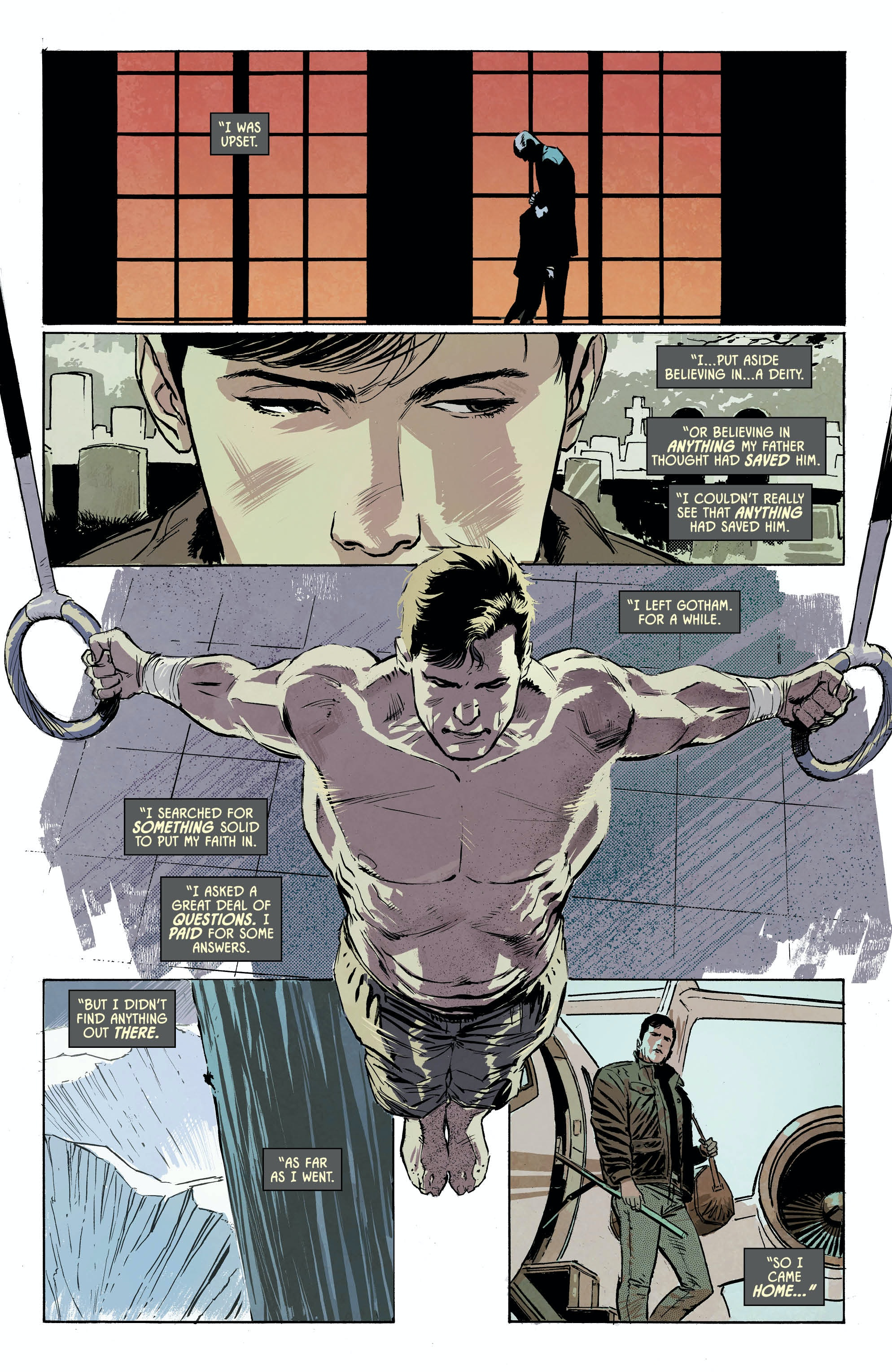 Batman 53 DC Comics Tom King Lee Weeks
