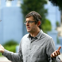 How Louis Theroux Got in a Scientology Documentary Slapfight
